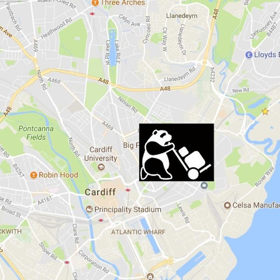 Go Panda removals Cardiff